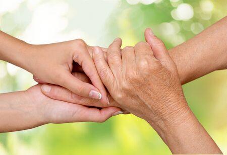 80 plus years: Human Hand.