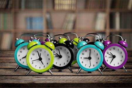 despertador: Reloj.