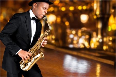 Jazz. Stock Photo