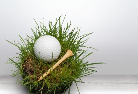 square image: Golf.