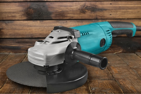 power tool: Power Tool. Stock Photo