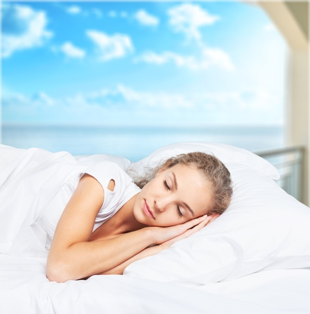 sleep well: Fresh.