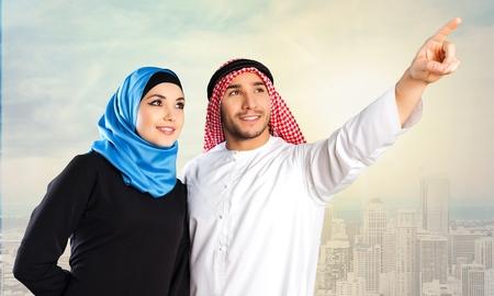 muslim baby: Arab.