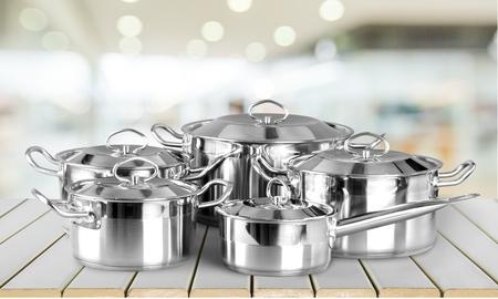 steel pan: Pan. Foto de archivo