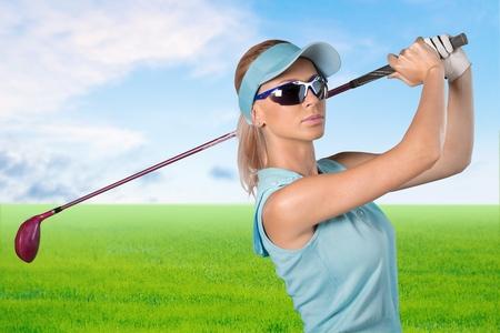 25 30 years women: Golf.