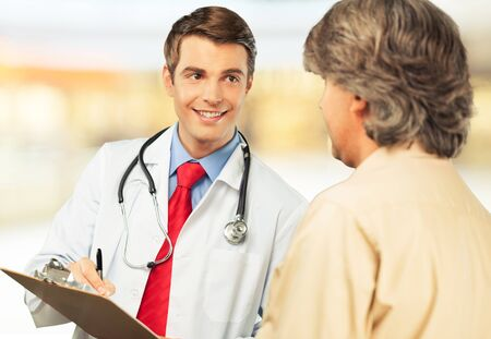 man doctor: Doctor.