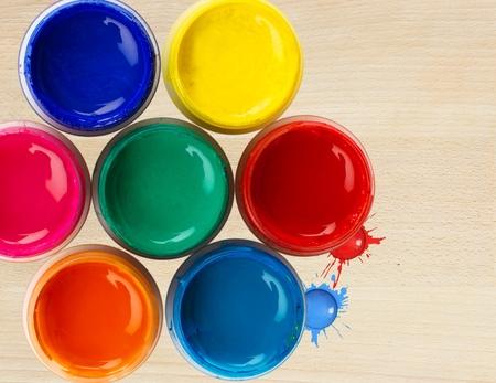 descriptive color: Color Wheel.