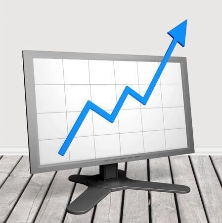 height chart: Graph.