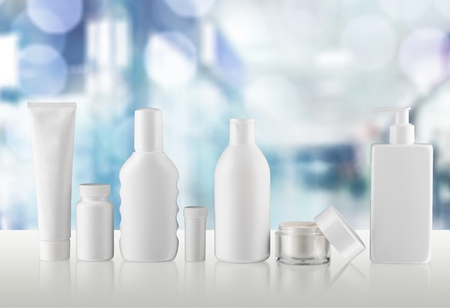 Personal Care: Product. Stock Photo
