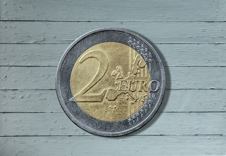 two object: European Union Currency.