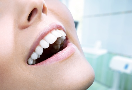 dientes sanos: Diente.
