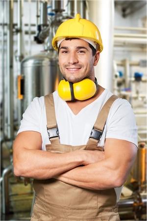 heavy equipment operator: Worker.