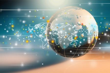 通信: グローバル ・ コミュニケーション。