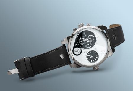 midnight time: Punk Watch. Stock Photo