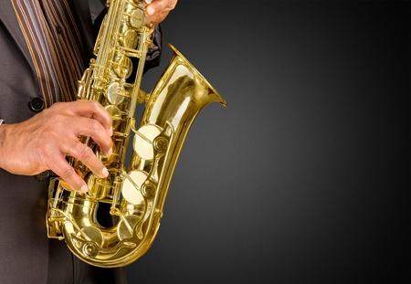 brass: Jazz. Stock Photo