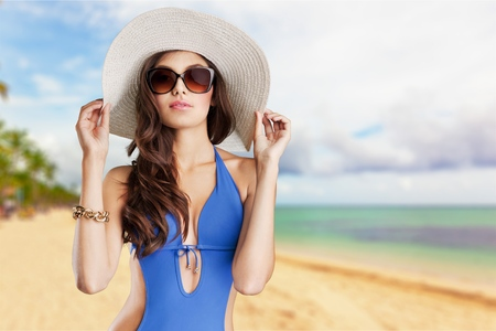 Swimsuit. Stock Photo - 54056237