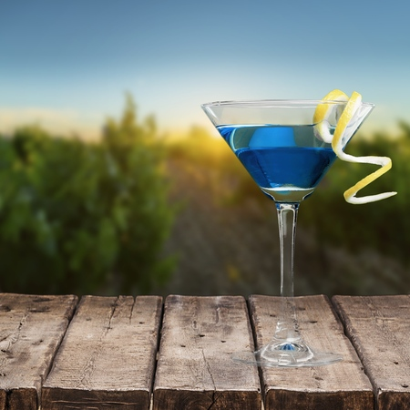 alcohol series: Cocktail.