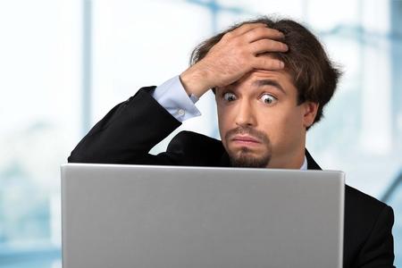 broken computer: Computer.