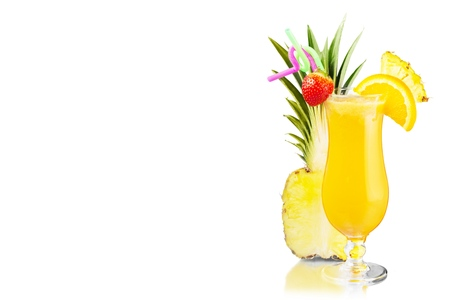 frozen drink: Cocktail.