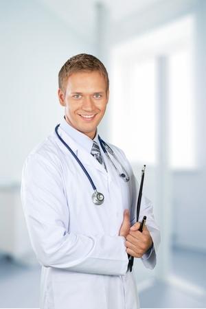 medical career: Doctor.