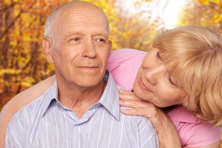 Alzheimers Disease. Stock Photo