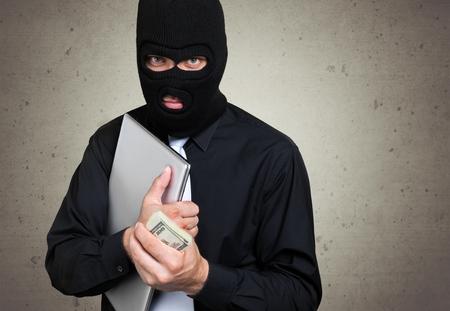 criminal activity: Thief.