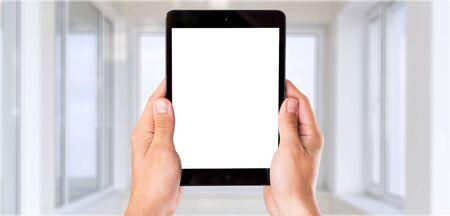 only adult: Digital Tablet.