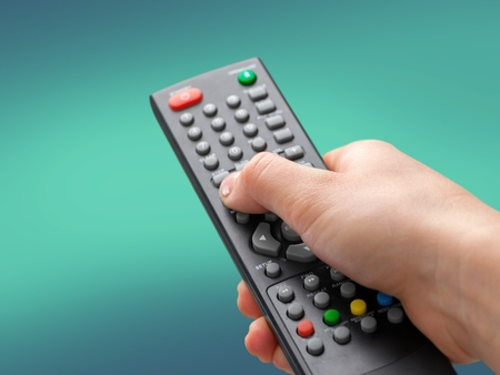 Control remoto.