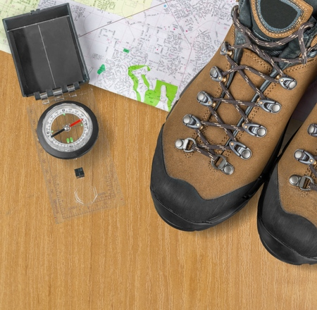 outdoor pursuit: Hiking.