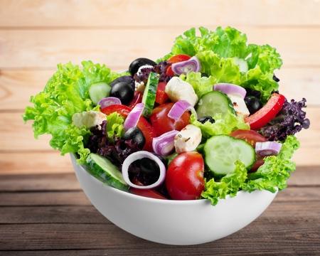 greek chef: Diet.