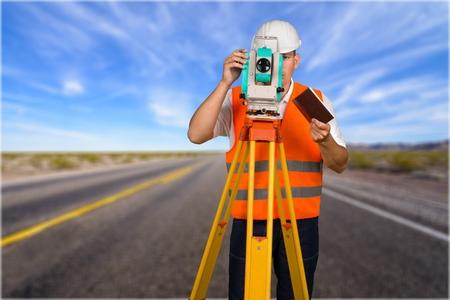 geodesist: Surveyor.