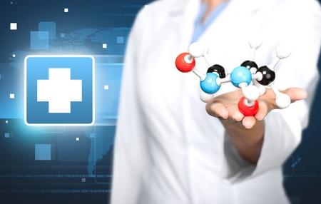 exemplary: Medicine. Stock Photo