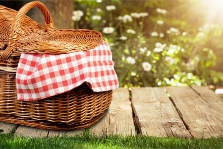 ピクニック。