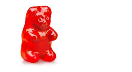 Gummybeer. Stockfoto