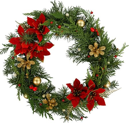 Wreath. Stock Photo