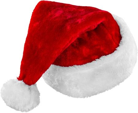 サンタ帽子。 写真素材