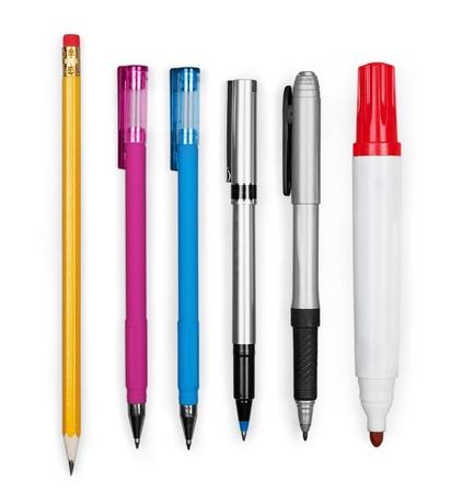 Pan and pencil.