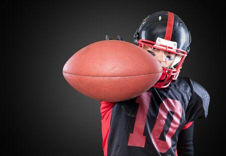 Football player.