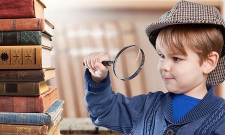 Detektiv. Standard-Bild - 80532029