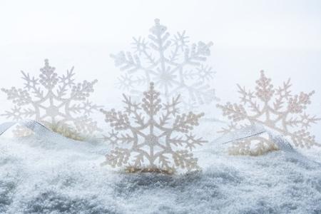 Sneeuwvlok. Stockfoto