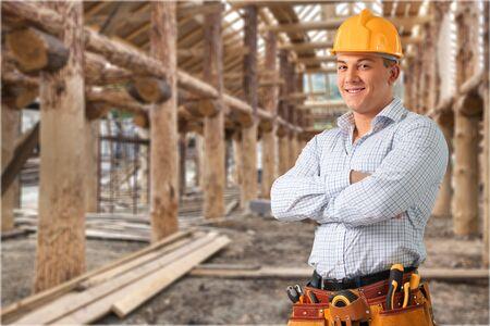 class maintenance: Construction. Stock Photo