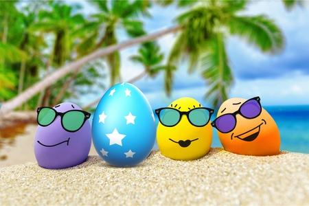 eco tourism: Easter.