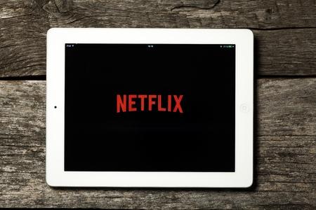 Netflix。