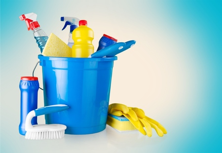 Cleaning. Banco de Imagens
