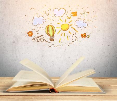 Book. Banco de Imagens - 80976804