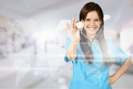 southern european descent: Nurse.