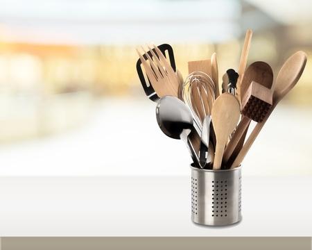 chrome: Kitchen utensil.