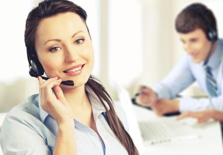 customer service representative: Customer service representative.