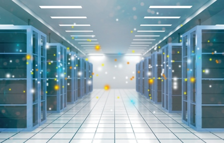 Internet provider. Stock Photo