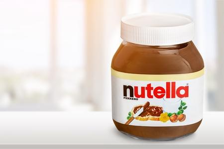 Nutella. Editorial
